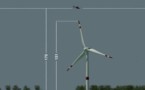 Zulassungsverfahren für Windenergieanlagen