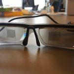 AR-Brille BT-200 Ansicht Quarzkristalle